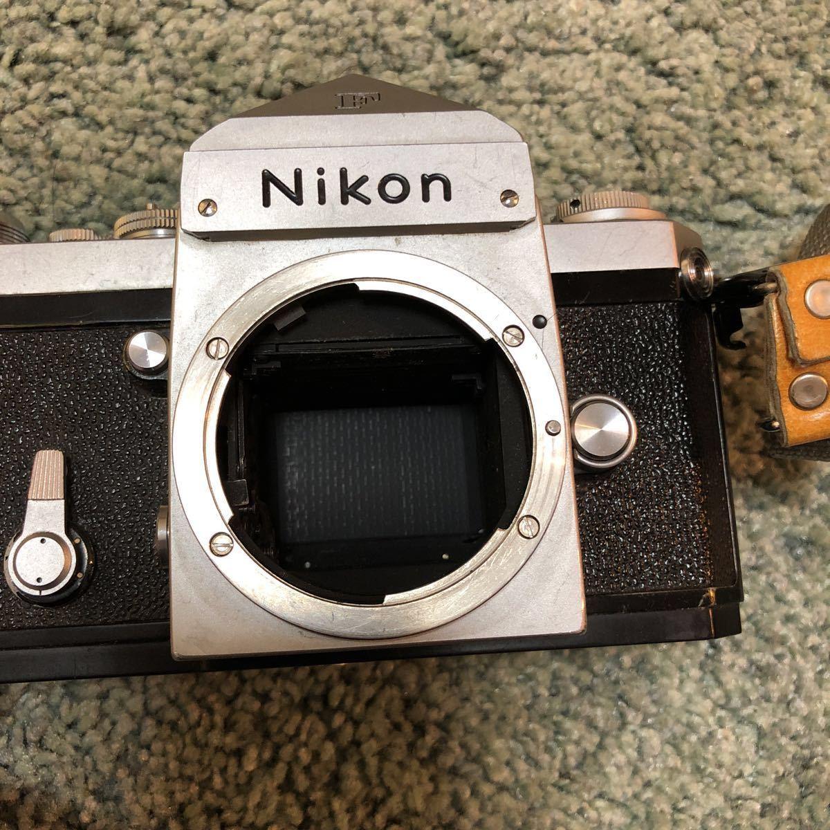 NIKON ニコン F アイレベル_画像7