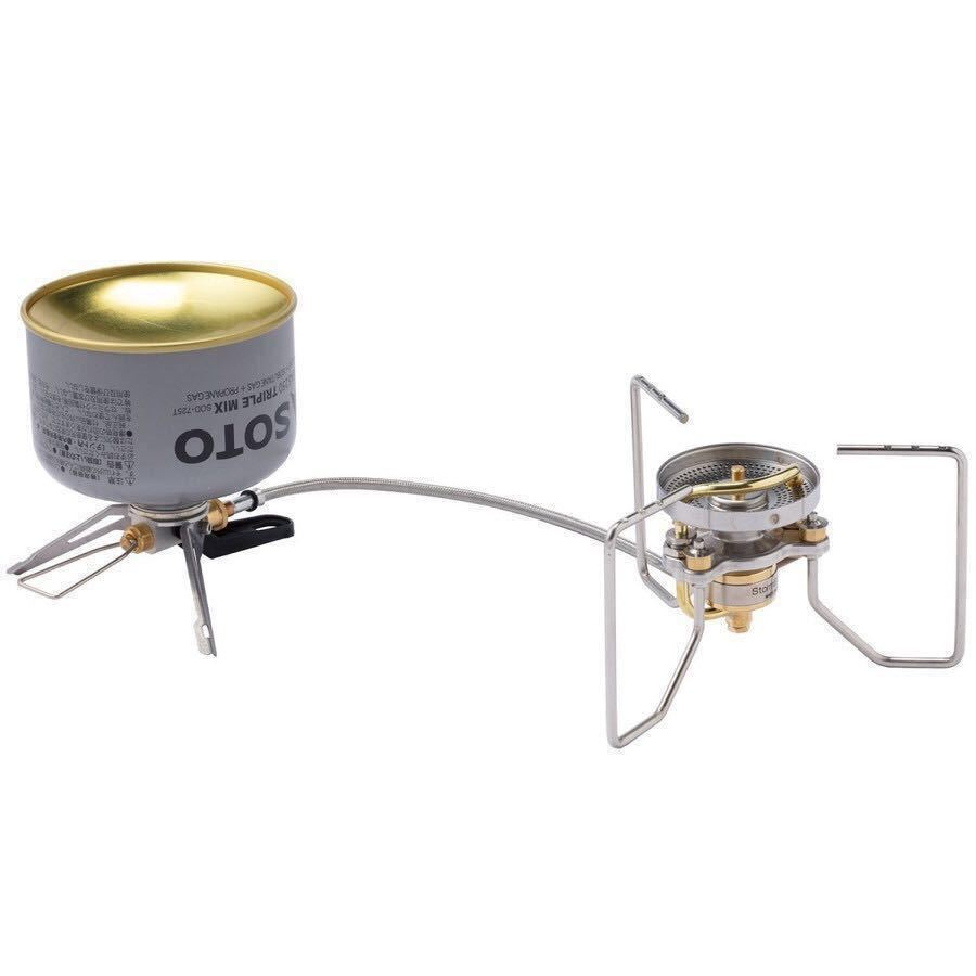 SOTO マルチバーナー ストームブレイカー SOD-372 新品 送料無料 即決
