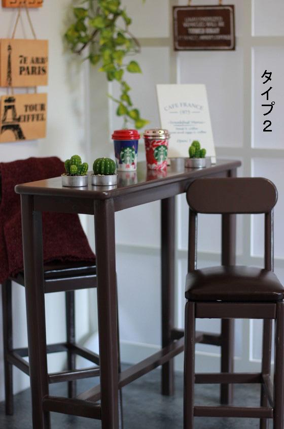 新品 BJD用家具セット 全4色 椅子と机 ドール用 doll 球体関節人形用 70cm/DD/SDサイズ通用 撮影 DY-003_画像4