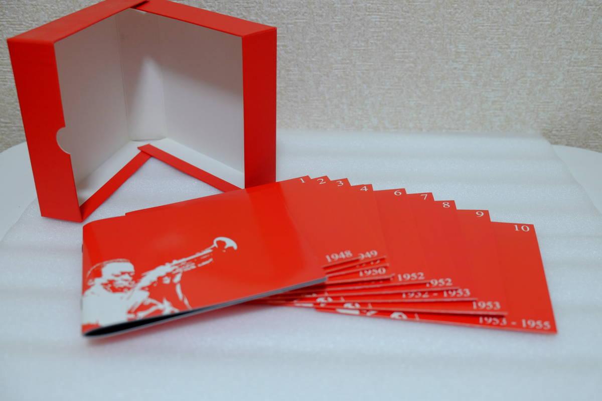 ■輸入盤・廃盤■マイルス・デイビス The Complete Live Recordings 1948-1955 10CD◆美品◆_中身のCD、全10枚です