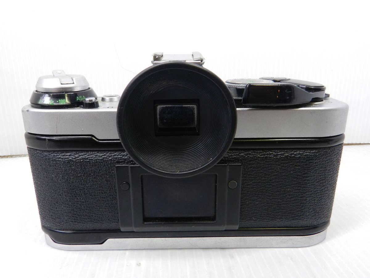 CANON キヤノン/一眼レフカメラ/ボディ AE-1 PROGRAM/動作品/MF/プログラム/コレクション/管A1007_画像5