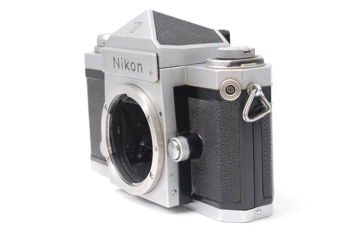 貴重品 ニコン Nikon F アイレベル ボディ ♯3409_画像3