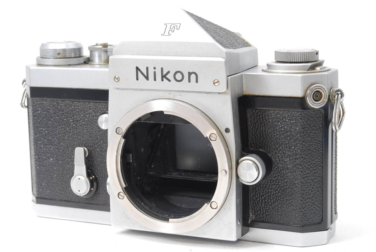 貴重品 ニコン Nikon F アイレベル ボディ ♯3409