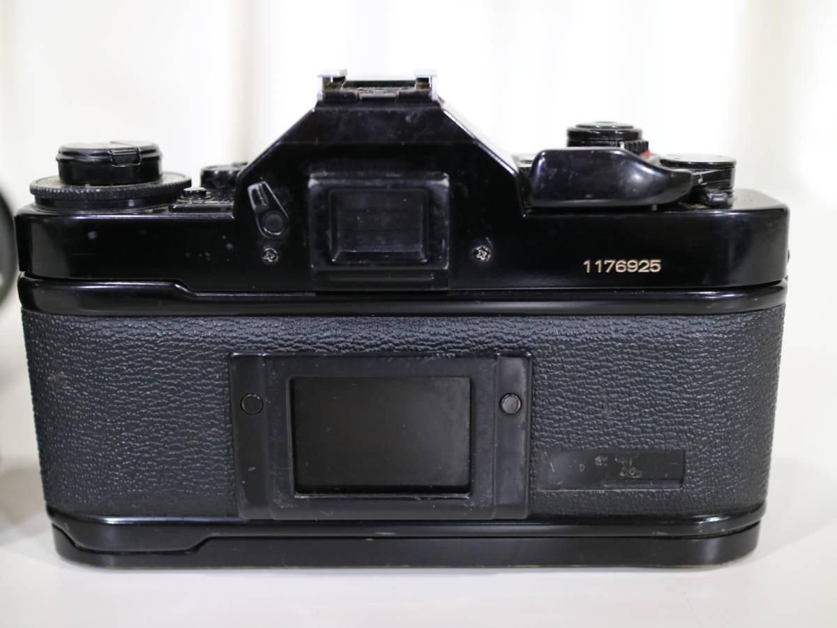 2台まとめて Canon キャノン 【 A-1・AE-1 】 28mmと28-80mm_画像9