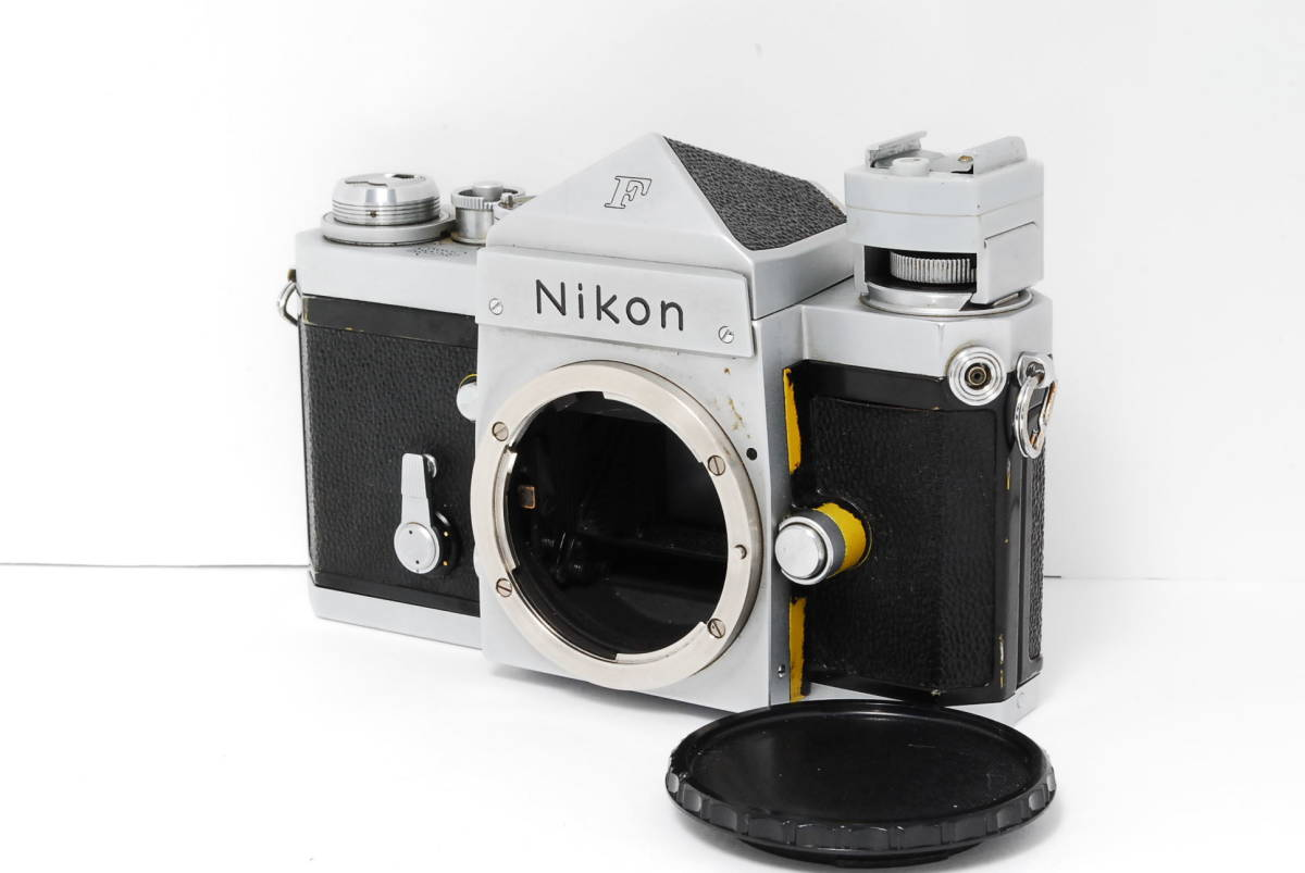 ★完動品★ Nikon ニコン F アイレベル ボディ ☆動作確認済み☆
