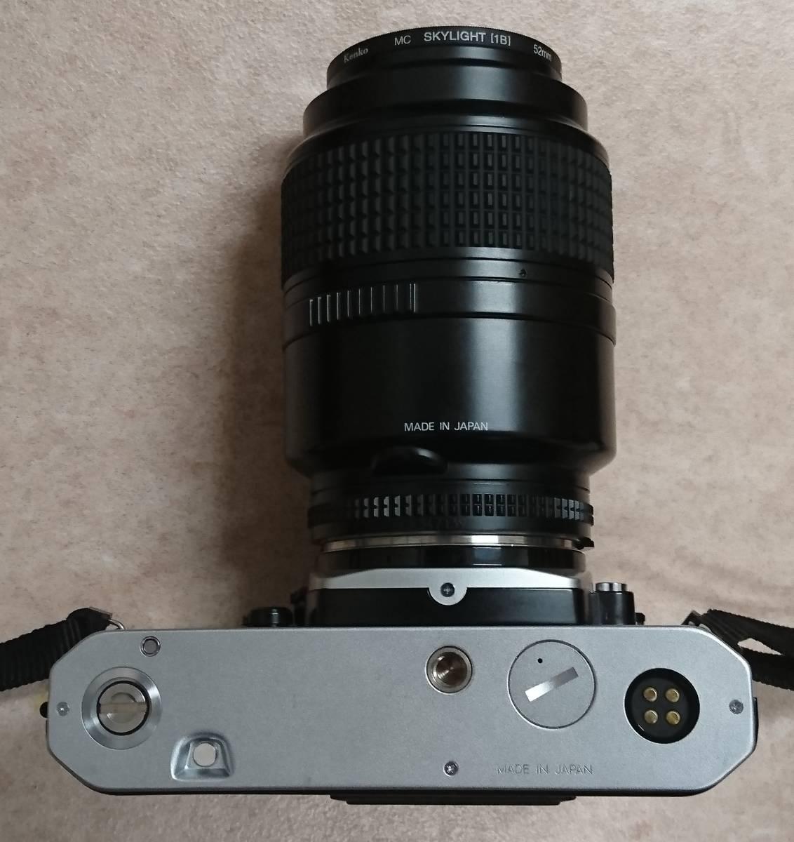 ◇ Nikon ニコン FM2 AF MICRO NIKKOR 105㎜ 1:2.8 D ジャンク ◇_画像8