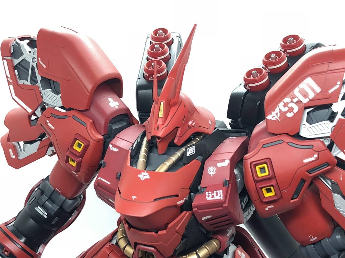 MG 1/100 サザビー Ver.Ka 完成品