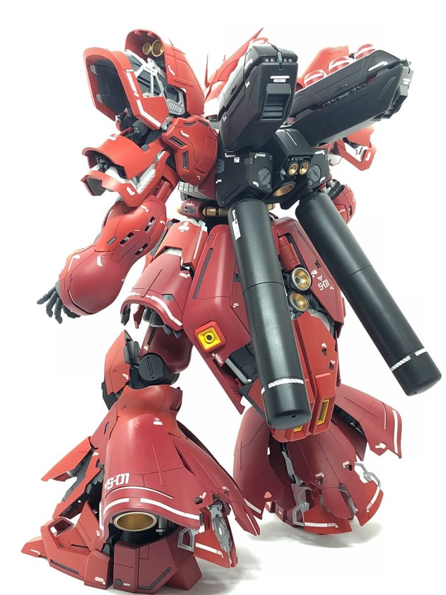 MG 1/100 サザビー Ver.Ka 完成品_画像3