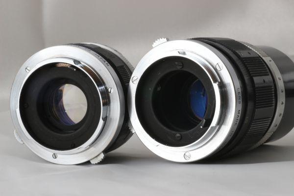 【実用品 】Olympus PEN FT Zuiko Auto-S 38mm f/1.8 100mm f/3.5 オリンパス レンズセット フィルムカメラ 180917-01_画像10