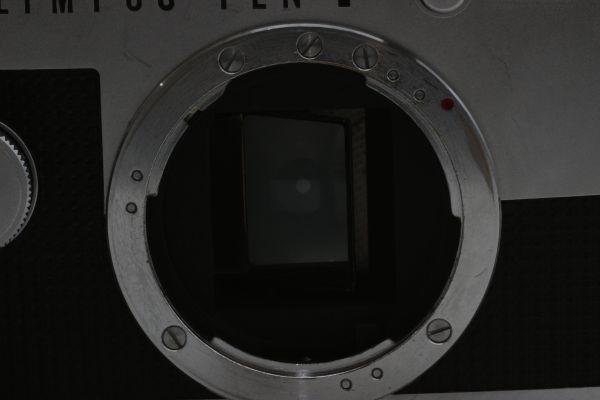 【実用品 】Olympus PEN FT Zuiko Auto-S 38mm f/1.8 100mm f/3.5 オリンパス レンズセット フィルムカメラ 180917-01_画像6
