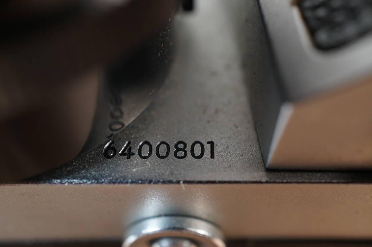 11◆ ニコン Nikon F アイレベル 640万台 レンズ セット NIKKOR-S Auto 50mm 1:1.4 ◆ 現状渡 未整備品 ◆ 特価スタート!_画像9