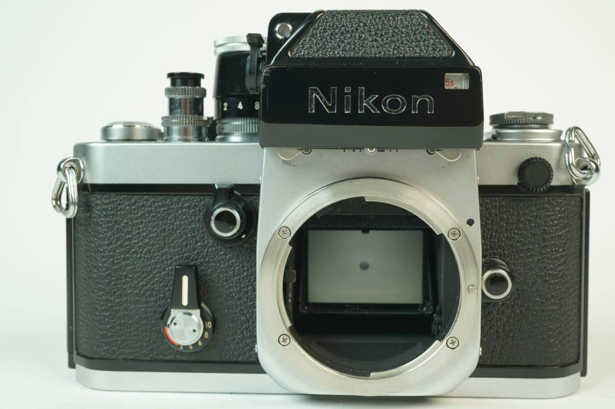 28◆ ニコン Nikon F2 Photomic フォトミック 743万台 ボディ 7435584 ◆ 動作未確認 現状渡 未整備品 動作未確認 特価スタート!