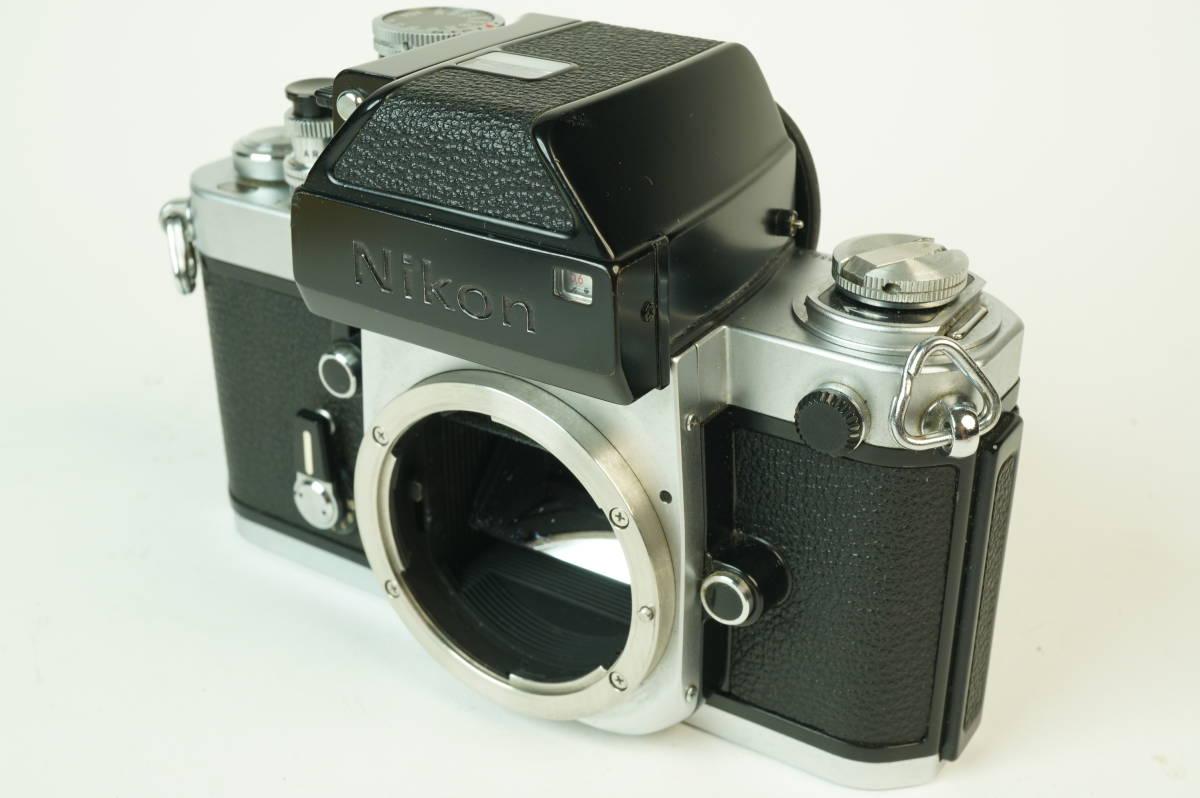28◆ ニコン Nikon F2 Photomic フォトミック 743万台 ボディ 7435584 ◆ 動作未確認 現状渡 未整備品 動作未確認 特価スタート!_画像2