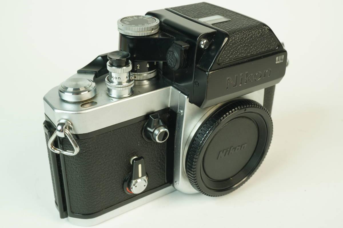 28◆ ニコン Nikon F2 Photomic フォトミック 743万台 ボディ 7435584 ◆ 動作未確認 現状渡 未整備品 動作未確認 特価スタート!_画像3