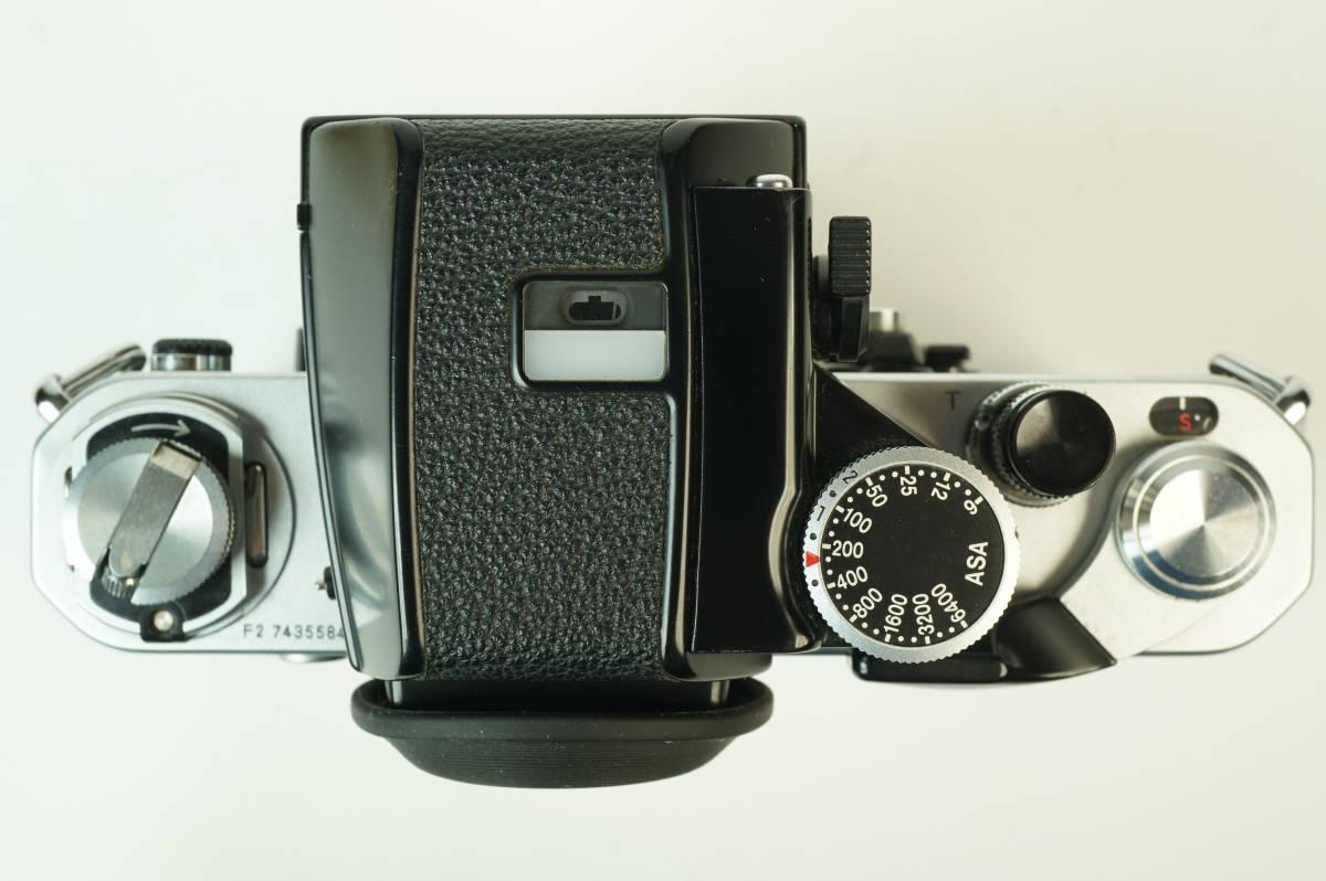 28◆ ニコン Nikon F2 Photomic フォトミック 743万台 ボディ 7435584 ◆ 動作未確認 現状渡 未整備品 動作未確認 特価スタート!_画像4