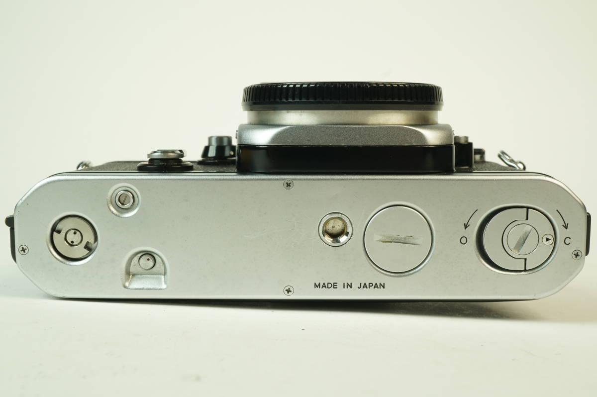 28◆ ニコン Nikon F2 Photomic フォトミック 743万台 ボディ 7435584 ◆ 動作未確認 現状渡 未整備品 動作未確認 特価スタート!_画像9