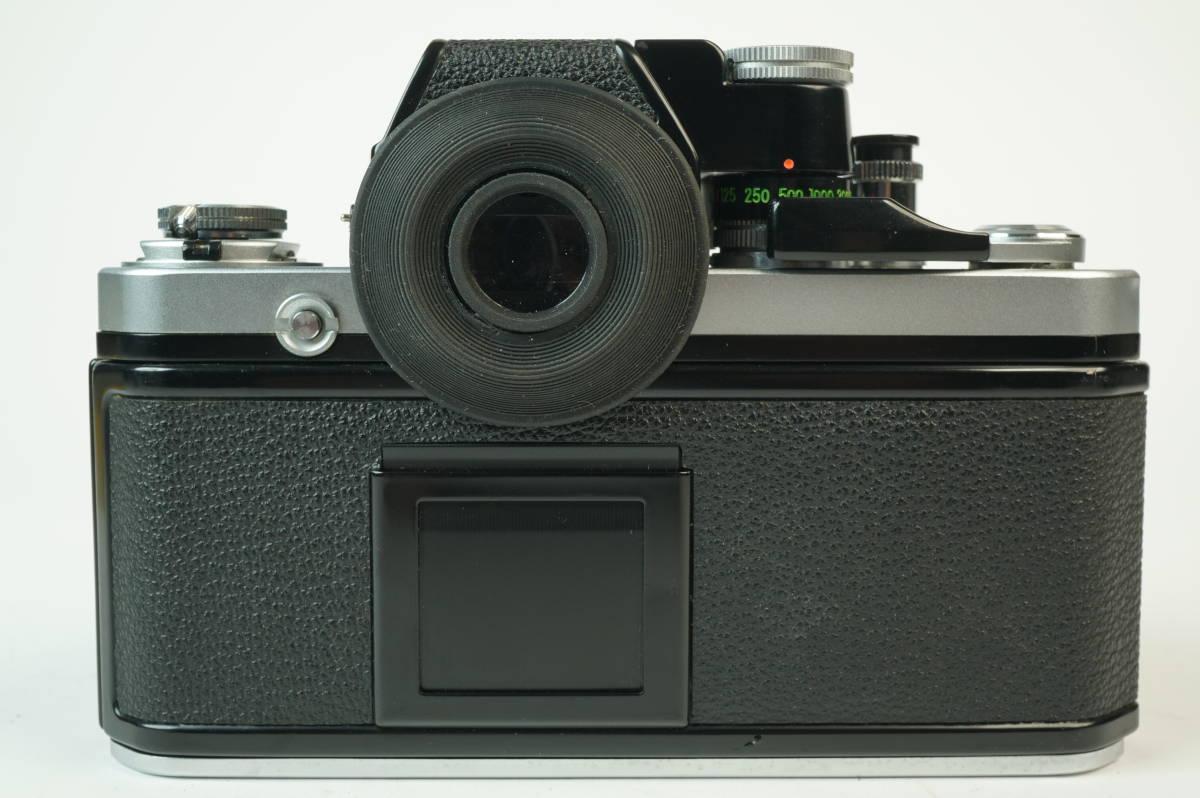 28◆ ニコン Nikon F2 Photomic フォトミック 743万台 ボディ 7435584 ◆ 動作未確認 現状渡 未整備品 動作未確認 特価スタート!_画像5