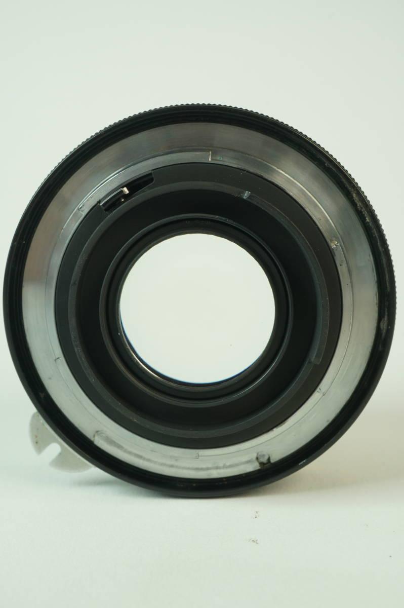 14◆ ニコン Nikon F アイレベル ブラック 659万台 ボディ レンズ セット NIKKOR-S Auto 50mm 1:2 ◆ 現状渡 未整備品 ◆ 特価スタート!_画像8