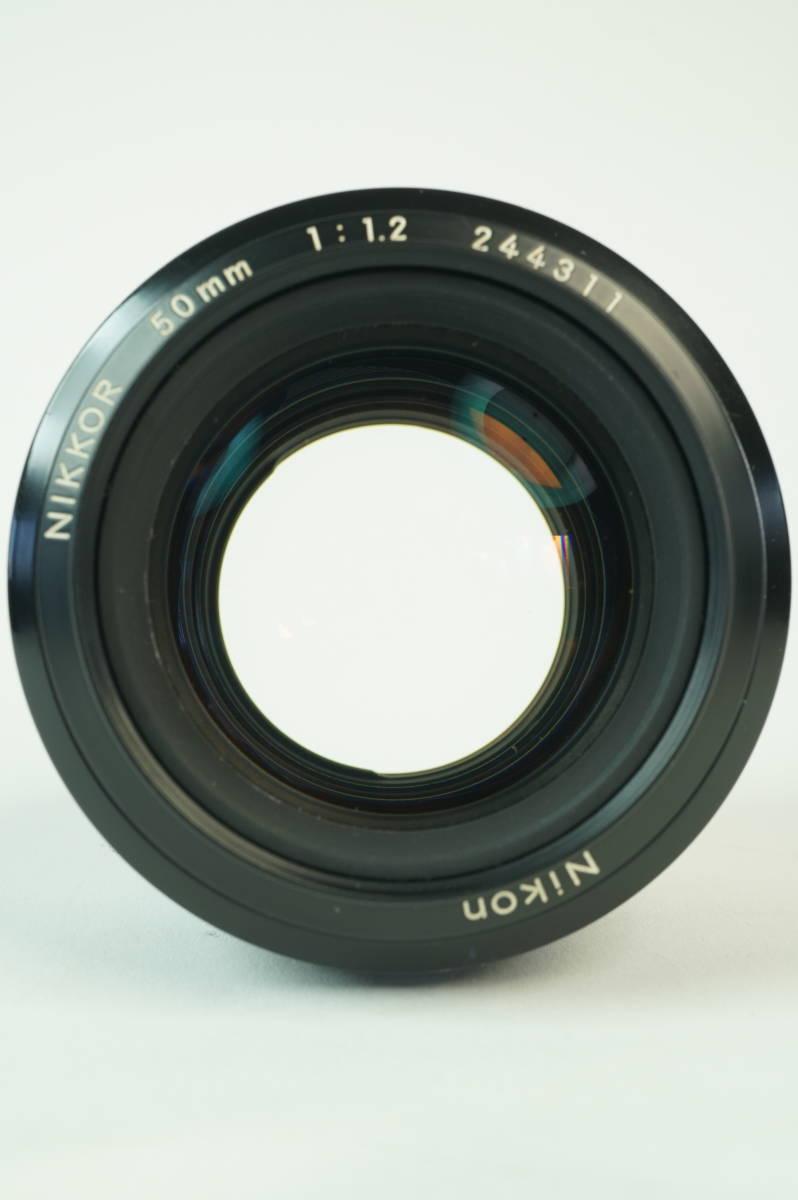 17◆ 名機 ニコン Nikon F3 AF 830万台 ボディ AF-FINDER DX-1 レンズ セット NIKKOR 50mm 1:1.2 ◆ 現状渡 未整備品 ◆ 特価スタート!_画像8