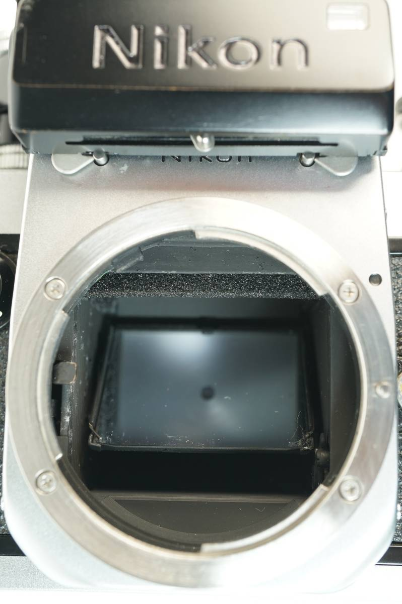 28◆ ニコン Nikon F2 Photomic フォトミック 743万台 ボディ 7435584 ◆ 動作未確認 現状渡 未整備品 動作未確認 特価スタート!_画像8