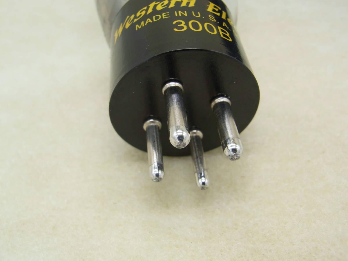 ♪♪古い真空管 Western Electric/ウェスタン・エレクトリック 300-B ジャンク♪♪_画像3