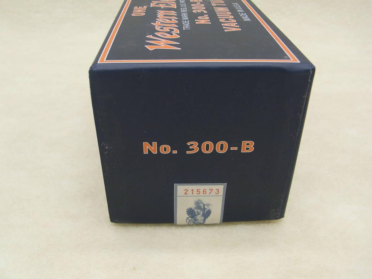 ♪♪古い真空管 Western Electric/ウェスタン・エレクトリック 300-B ジャンク♪♪_画像5