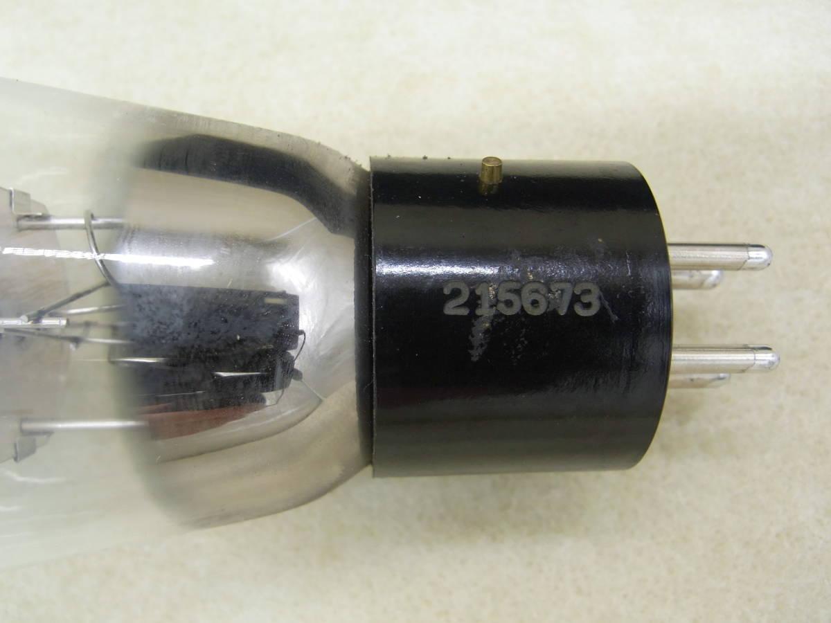 ♪♪古い真空管 Western Electric/ウェスタン・エレクトリック 300-B ジャンク♪♪_画像7