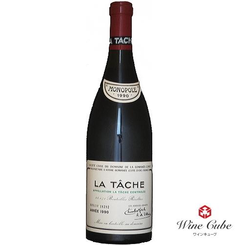 DRC La Tache【1990年】 DRC ラ・ターシュ フランス高級ワイン ワイン ブルゴーニュ ヴィンテージワイン wine