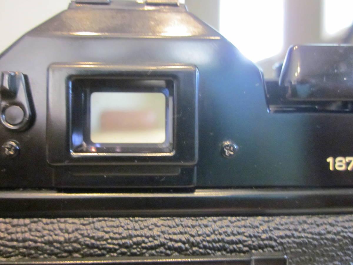 ジャンク品、Canon キヤノン A-1 、NFD 50mm F1.4_画像6