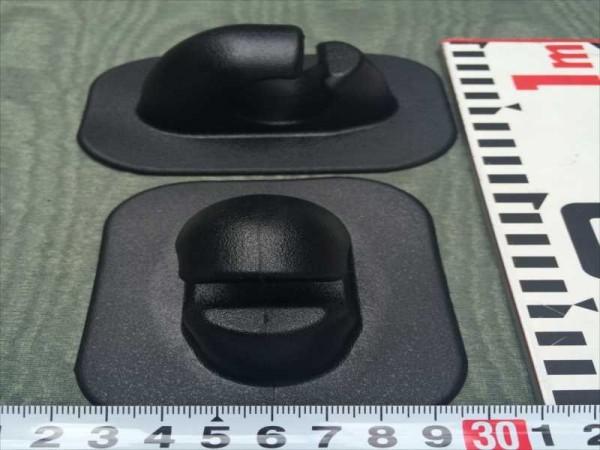 「レタぱ送料込み/オールを固定する BEE オールキーパー2個1組 角型」の画像2