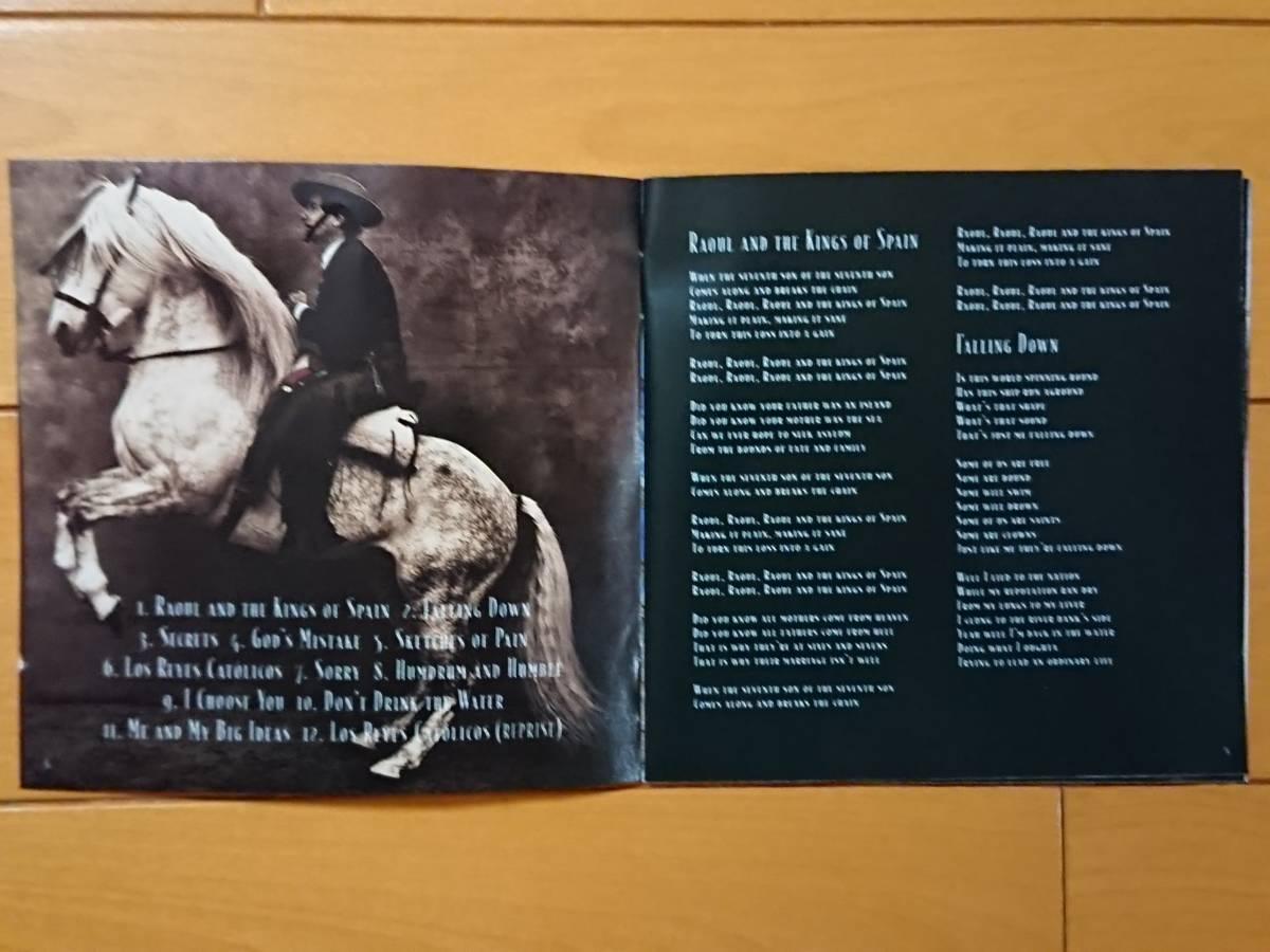 美品! 1995年 EUオリジナルCD ティアーズ・フォー・フィアーズ Tears For Fears「Raoul And The Kings Of Spain」(Epic)試聴確認済_画像10