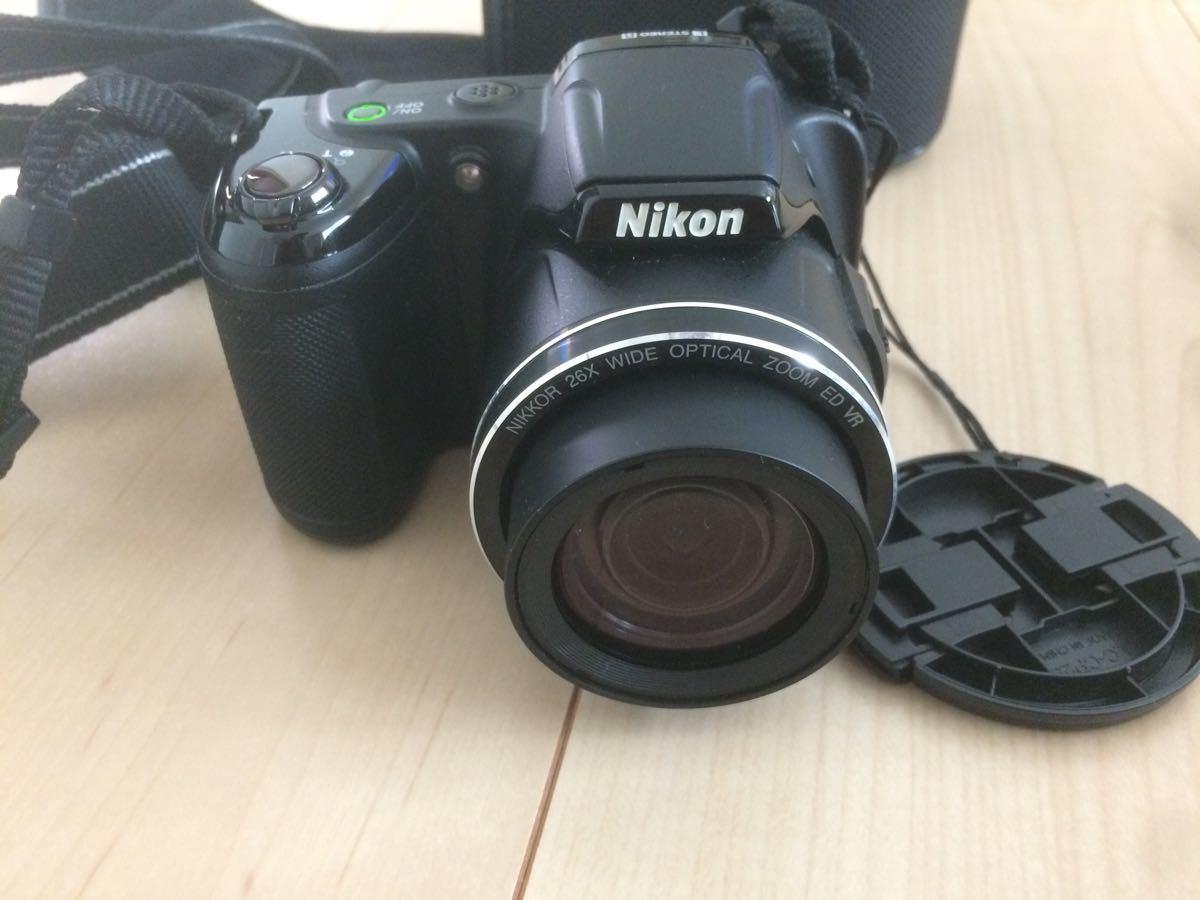 Nikon coolpix L810拍卖