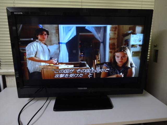 TOSHIBA 東芝 REGZA 32BC3 液晶 テレビ 32型