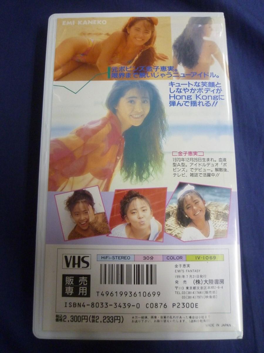 V337 金子恵美 EMI'S FANTASY 大...