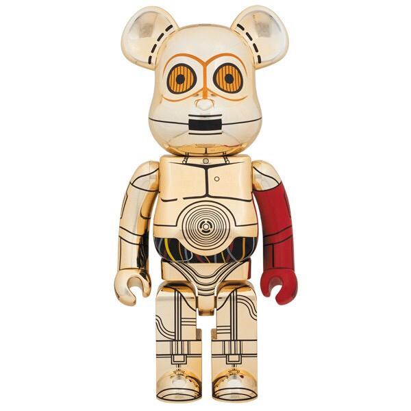 ベアブリック 1000% C-3PO スターウォーズ STAR WARS BE@RBRICK_画像1