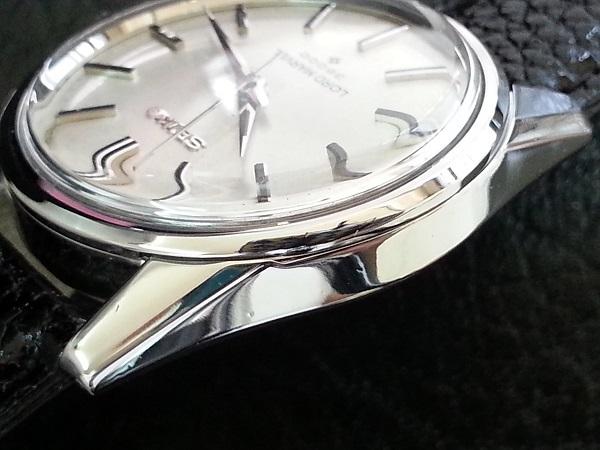 大野時計店 セイコー ロードマーベル 5740-8000 手巻 1967年9月製造 36000ビート 希少_画像3