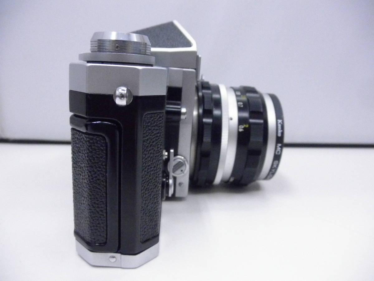 Nikon F レンズ NIKKOR-H Auto 1:2 f=50mm_画像3
