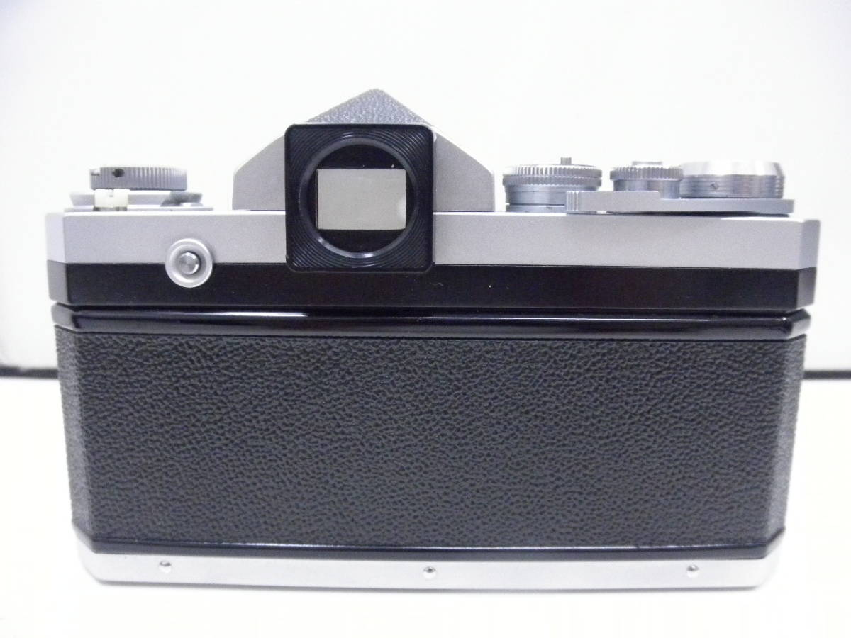 Nikon F レンズ NIKKOR-H Auto 1:2 f=50mm_画像4