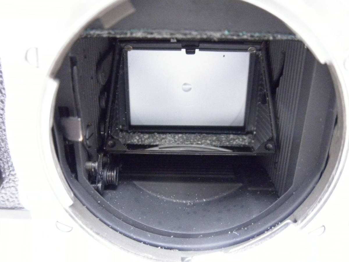Nikon F レンズ NIKKOR-H Auto 1:2 f=50mm_画像9
