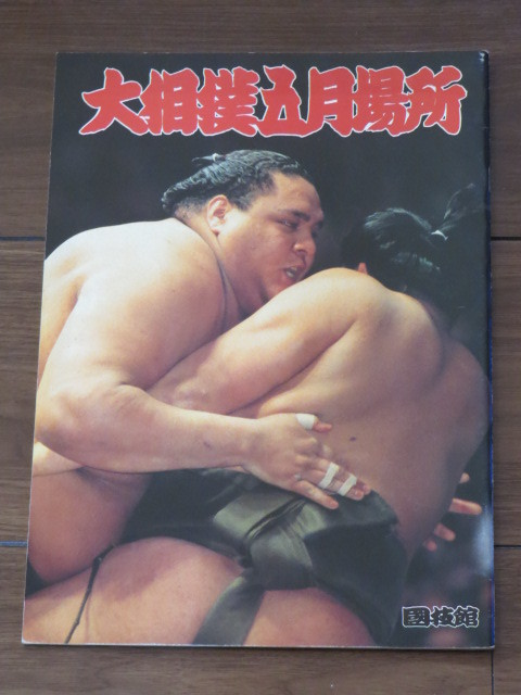 ★大相撲 5月場所 プログラム/1994年★523_画像1