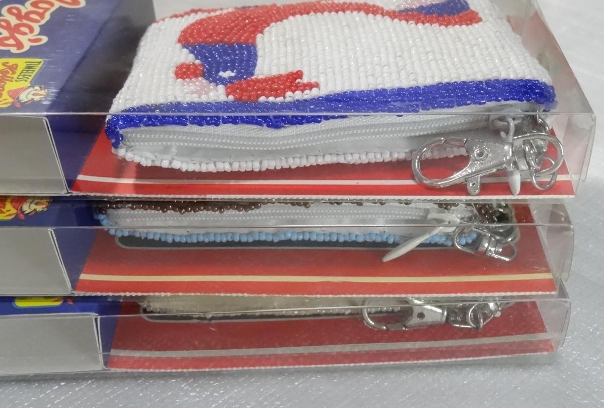 ◆ ケロッグ Kellogg's ビーズウォレット コレクション 3種 ◆