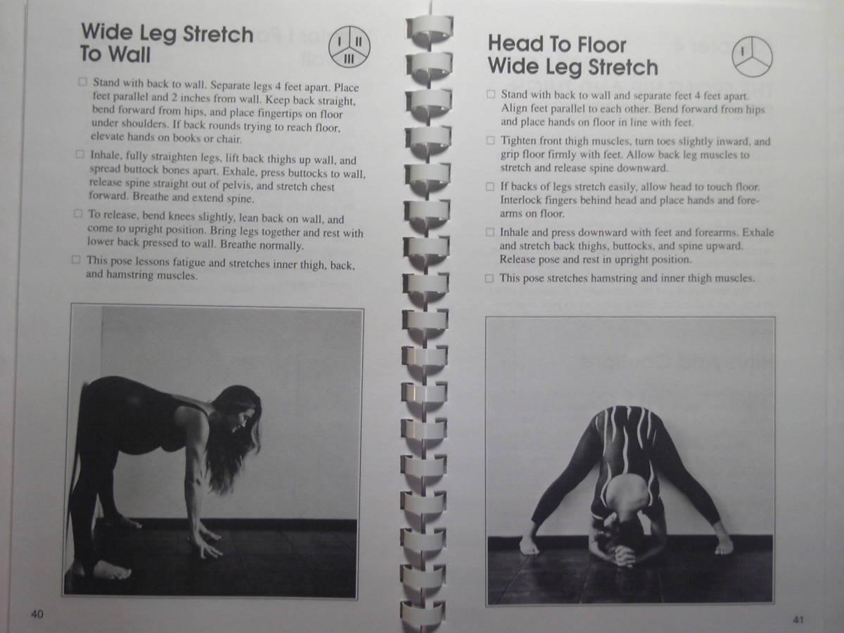 英語/ヨガ「Yoga for Pregnancy/妊産婦のためのヨガ」Sandra Jordon著 2005年発行