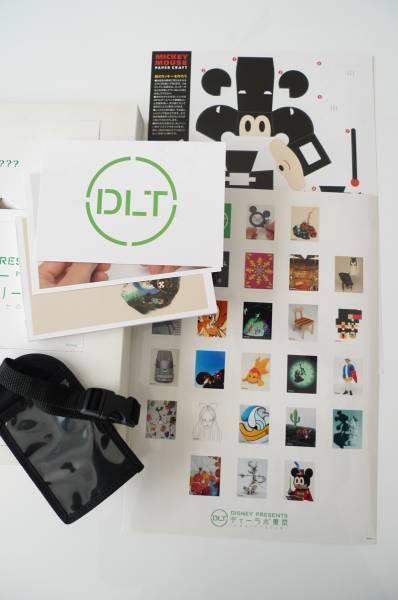 :【新品!!】 DLT ディーラボ東京 BOX MICKEY ミッキー マウス 100% キューブリック PORTER ポーター 倉科昌高 KUBRICK メディコムトイ_画像4