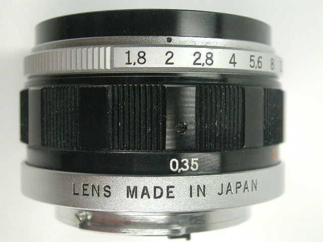 OLYMPUS PEN FT + ZUIKO AUTO 38mm F1.8 動作品    (( オリンパス ペン ズイコー オート 38ミリ_画像8