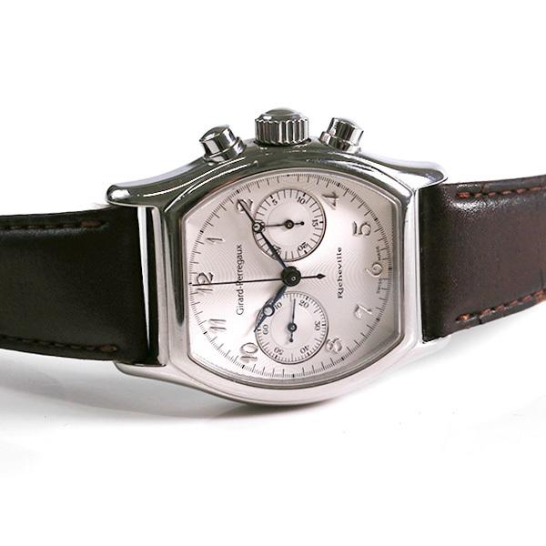 Girard Perregaux Girard-Perregaux Richeville 2710男士手包手錶二手 編號:c687477347