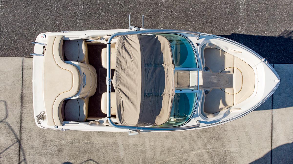 絶好調 シーレイSearay180 br バウライダー ウェイク艇_画像8