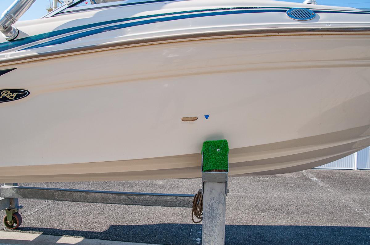絶好調 シーレイSearay180 br バウライダー ウェイク艇_画像10
