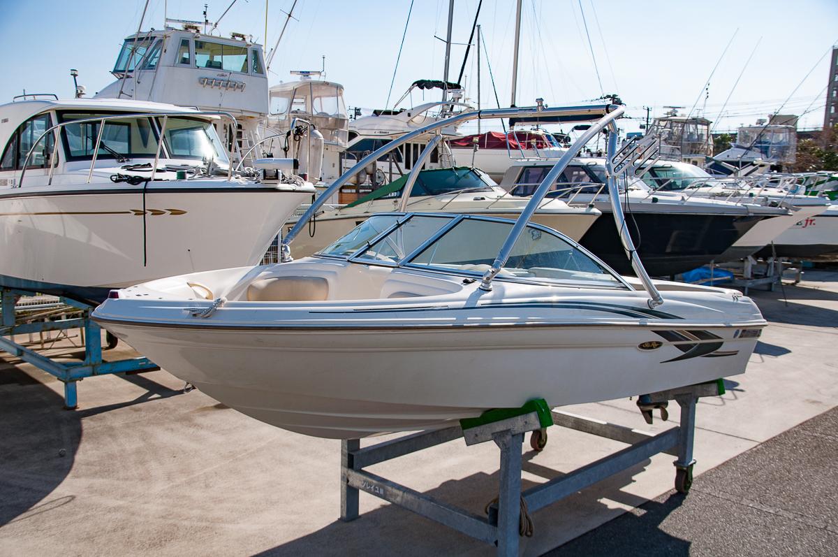 絶好調 シーレイSearay180 br バウライダー ウェイク艇
