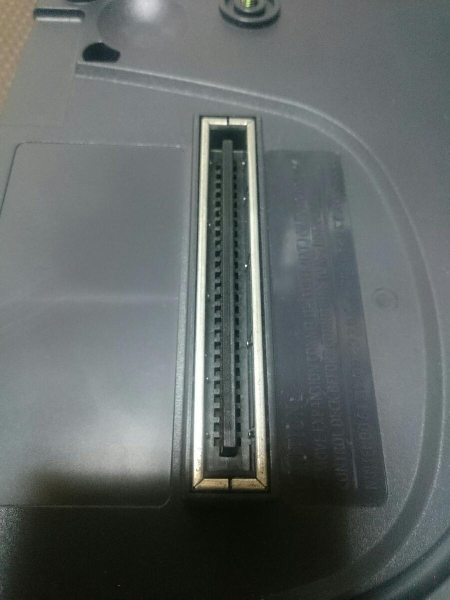 任天堂 NINTENDO 64DD NUS-010 ディスクドライブ 説明文_画像3