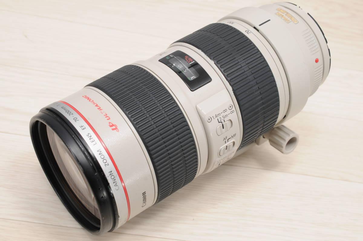 CANON キャノン EF 70-200mm F2.8 L IS USM